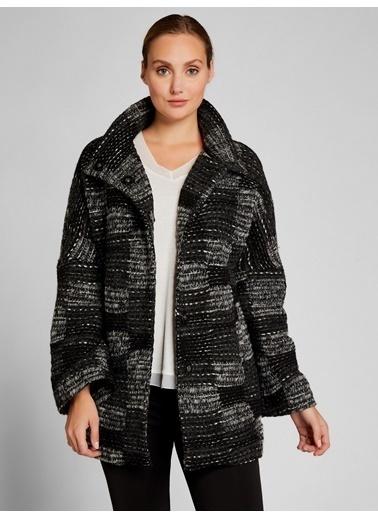 Vekem-Limited Edition Palto Antrasit